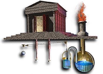 Mecanisme d 39 ouverture de porte automatique - Ouverture de porte automatique ...